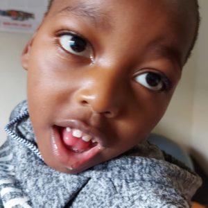 160. Peter Mbaabu - Opiekun: Katarzyna